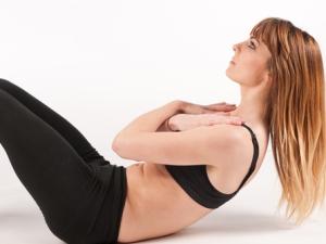 Sit Up untuk otot perut