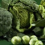 Sayuran hijau Vs Obat
