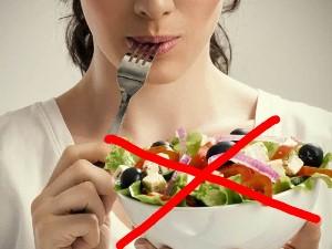 Makanan yang tidak boleh dikonsumsi saat haid