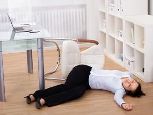 Menolong orang pingsan