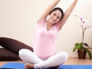 Latihan pernafasan persalinan